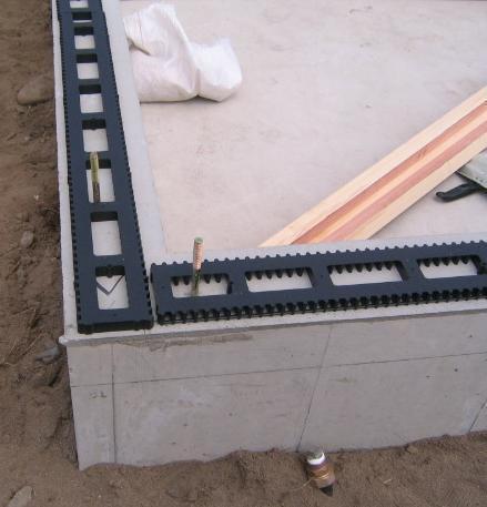 パッキン 工法 基礎 タマホームの建築「基礎パッキン工法、剛床工法」